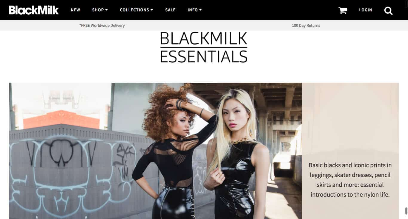 Black milk clothing how being broke and working odd jobs sparked a check out blackmilkclothing gumiabroncs Choice Image