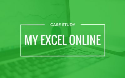 My Excel Online – How to turn skills you picked up at work into your business