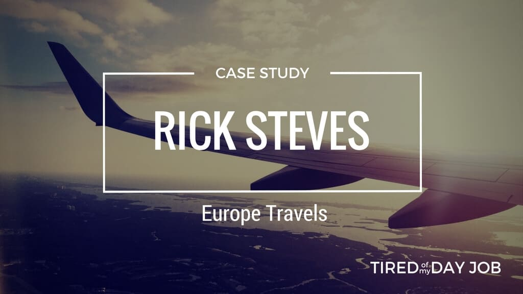 Rick Steves – How to be the most popular travel writer in the world