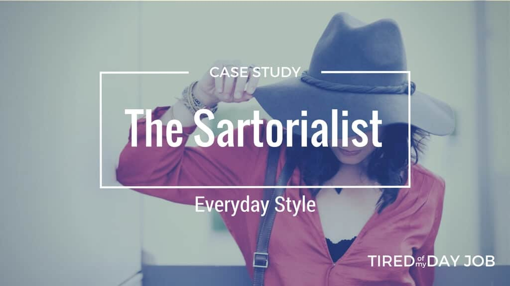 The Sartorialist – How fashion and photography goes hand in hand