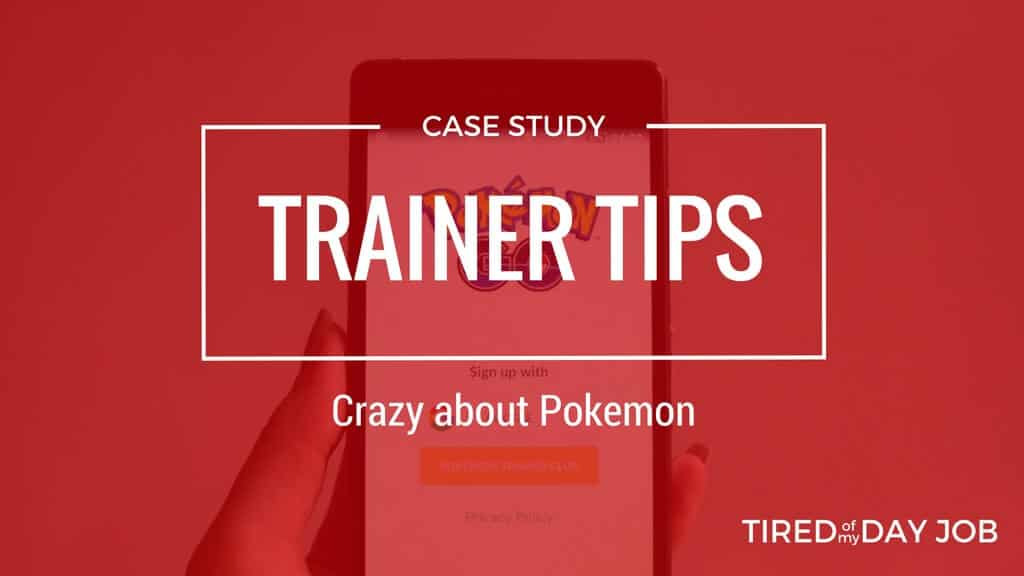 Trainer Tips – How playing Pokemon Go evolved into a business for Nick