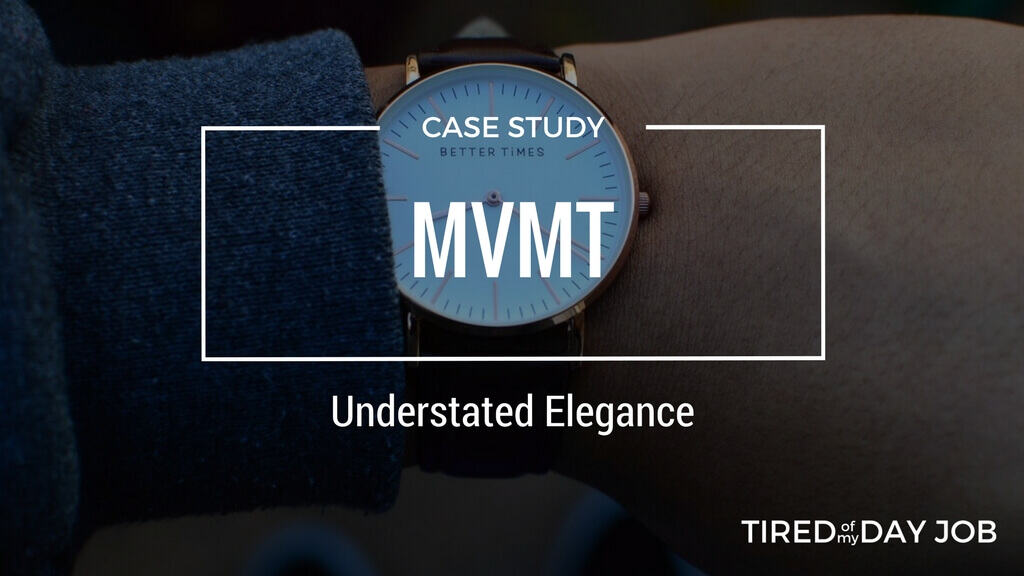 MVMT – How 2 college dropouts sold $60m worth of watches online