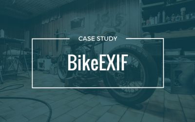 Bike EXIF – How a passion for custom motorcycles turned into a lifestyle business